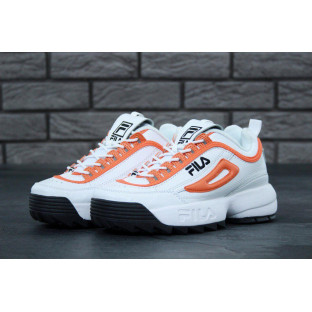 Кроссовки Fila Disruptor 2 White Brown