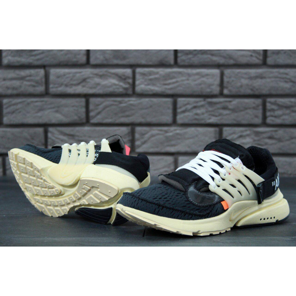 Демисезонные кроссовки мужские   - Кроссовки Nike Air Presto The Ten OW Off White 1