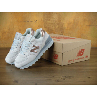 Кроссовки New Balance 574 Rose Gold