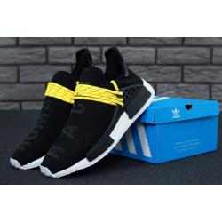 Кроссовки Adidas Nmd Human Race Men Core Black