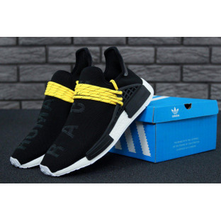 Кроссовки Adidas Nmd Human Race Men Core Black