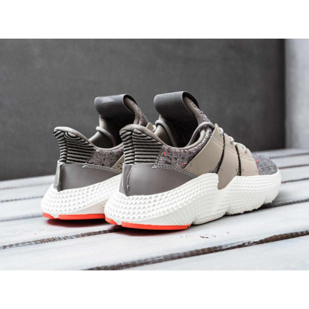 Летние кроссовки мужские - Мужские серые кроссовки Adidas Prophere 3