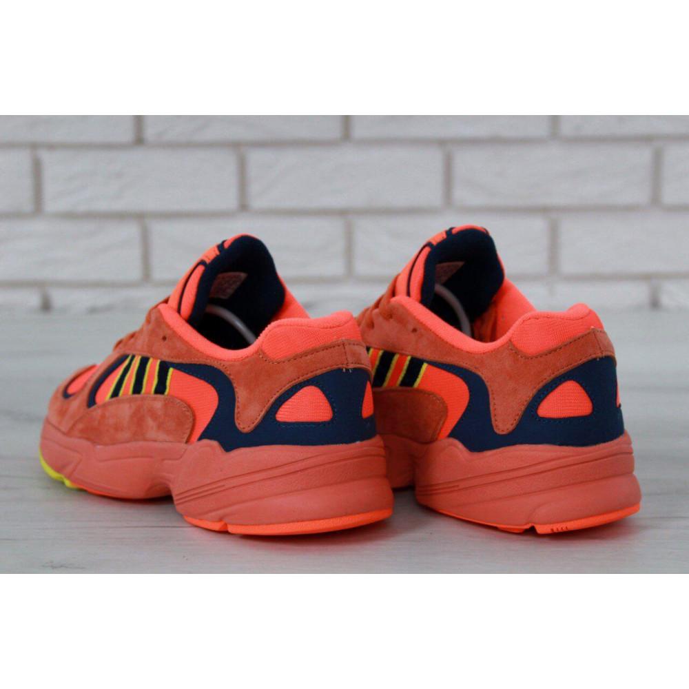 Демисезонные кроссовки мужские   - Мужские кроссовки Adidas Yung Orange 4