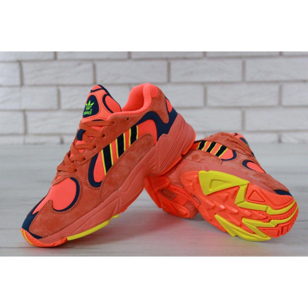 Демисезонные кроссовки мужские   - Мужские кроссовки Adidas Yung Orange 3