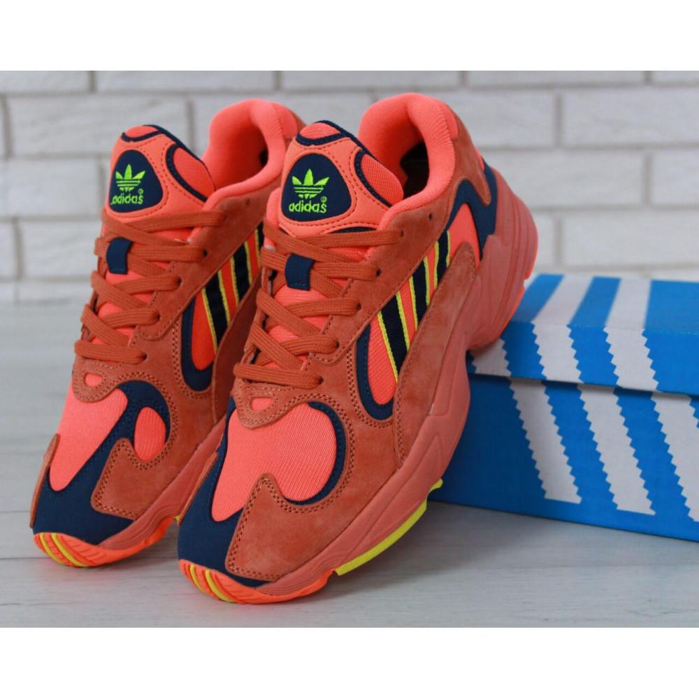 Демисезонные кроссовки мужские   - Мужские кроссовки Adidas Yung Orange 2