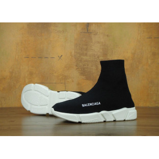 Кроссовки Balenciaga Speed Trainer Black White