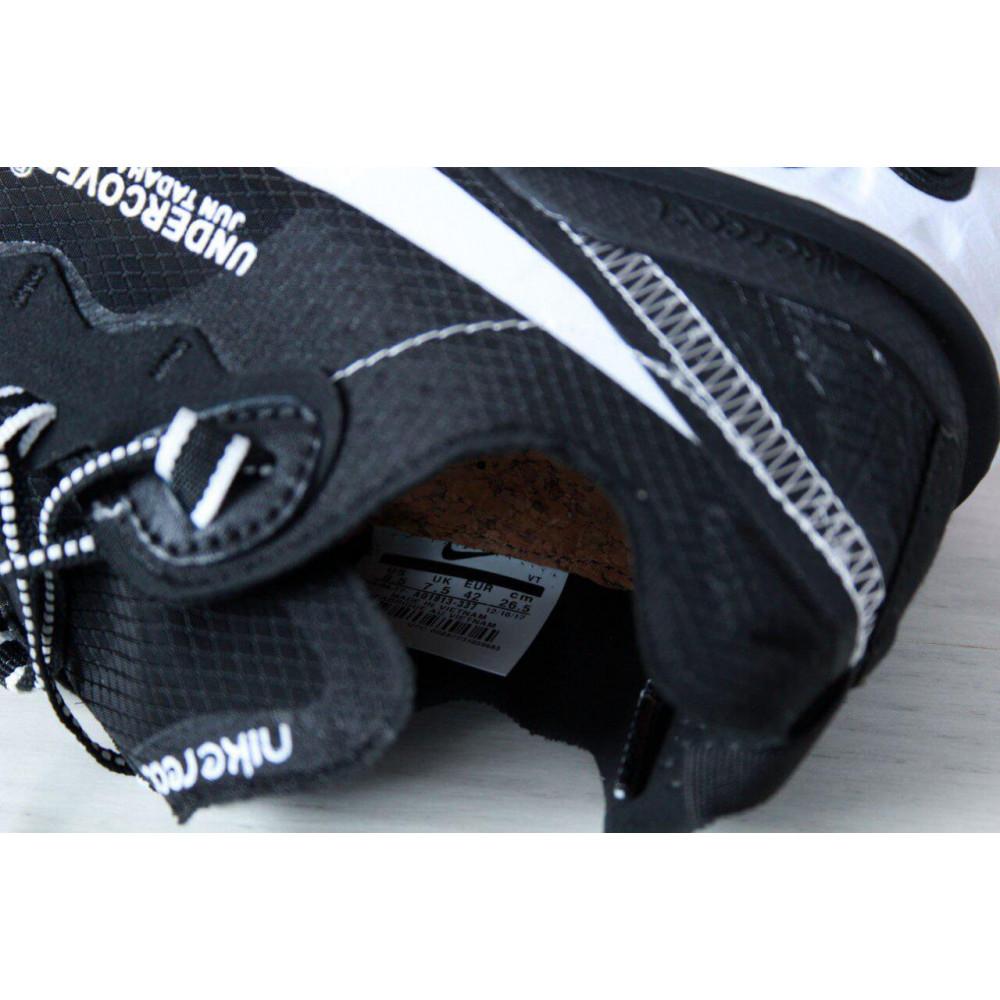 Беговые кроссовки мужские  - Кроссовки Найк Undercover Jun Tadahashi Black 6