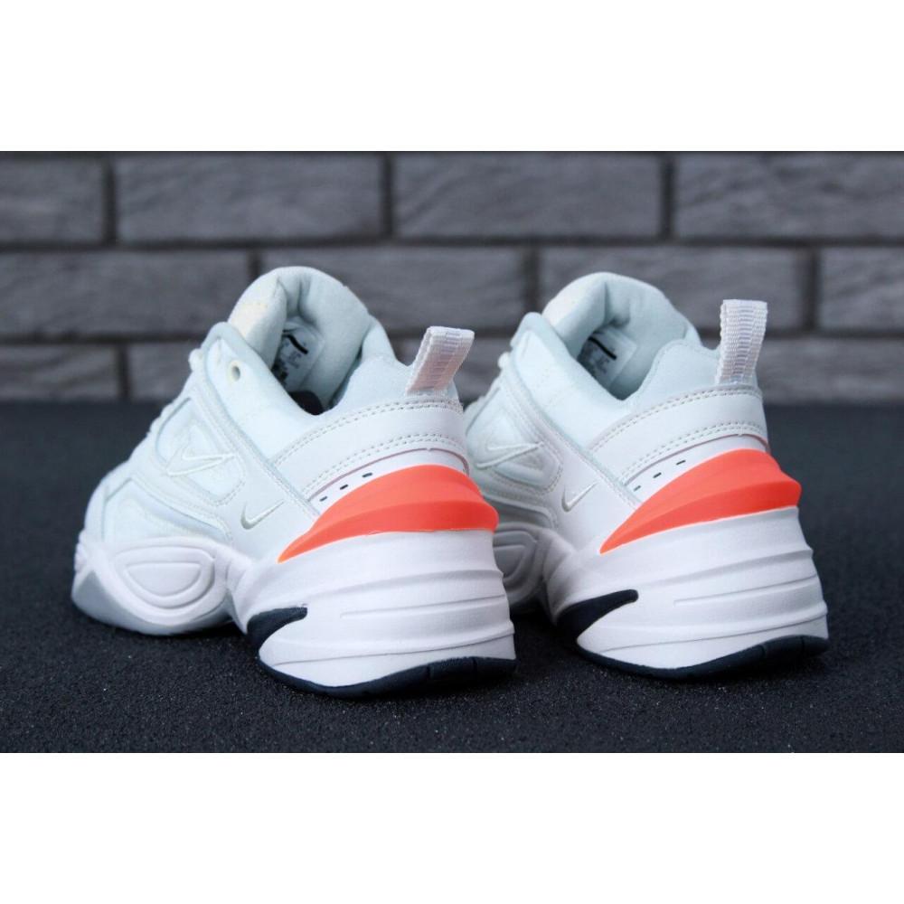 Демисезонные кроссовки мужские   - Кроссовки Найк М2К Текно White 6