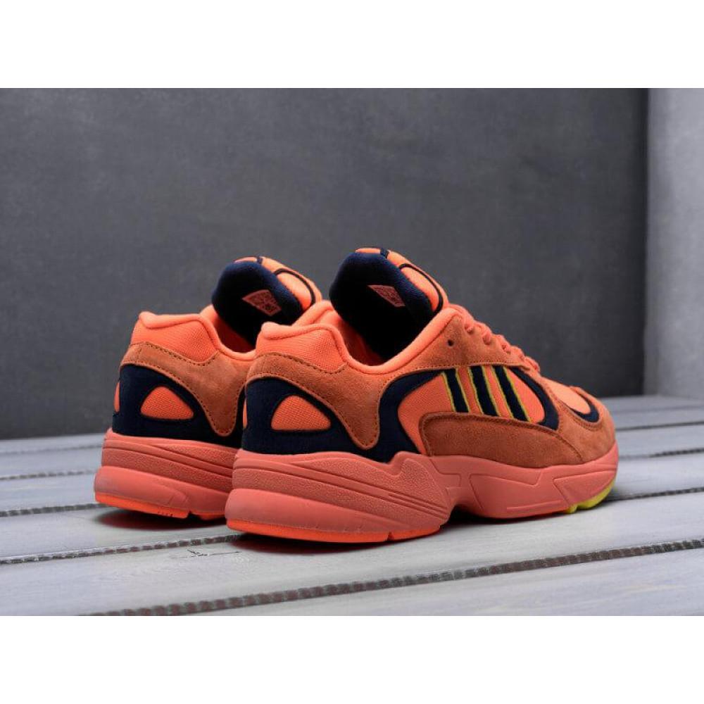 Демисезонные кроссовки мужские   - Мужские кроссовки Adidas Yung Orange 7