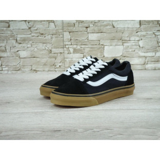 Кеды Vans Old Skool Black White Gum