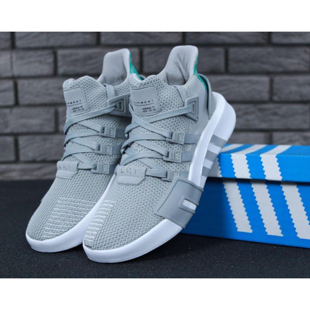 Классические кроссовки мужские - Кроссовки Adidas EQT ADV High Grey