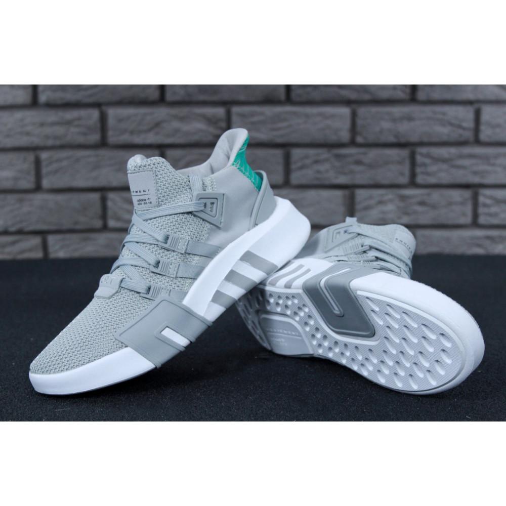 Классические кроссовки мужские - Кроссовки Adidas EQT ADV High Grey 1