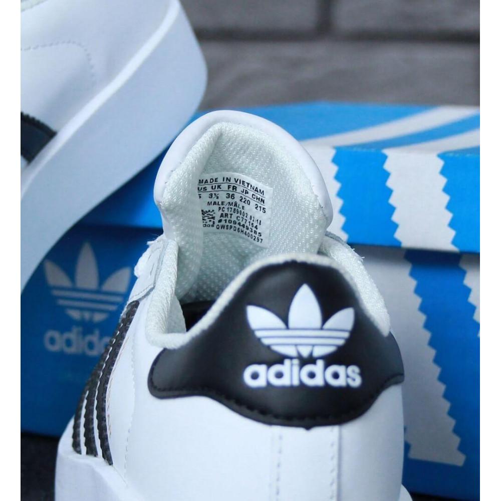Женские кроссовки классические  - Кроссовки Adidas Superstar Bold 8