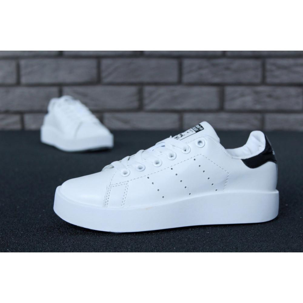 Женские кроссовки классические  - Кроссовки Adidas Stan Smith Bold 7