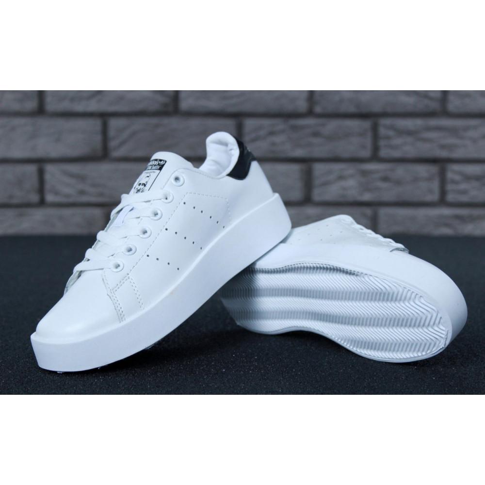 Женские кроссовки классические  - Кроссовки Adidas Stan Smith Bold 3