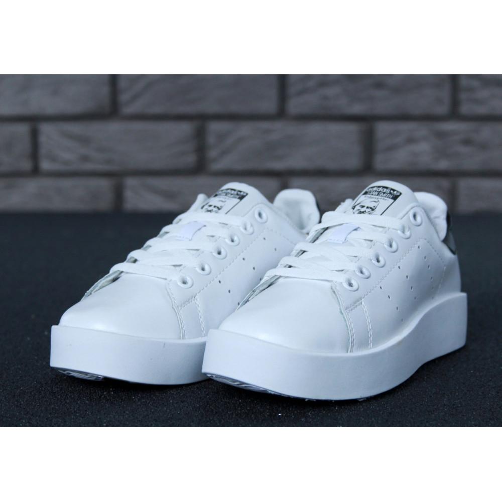 Женские кроссовки классические  - Кроссовки Adidas Stan Smith Bold 6