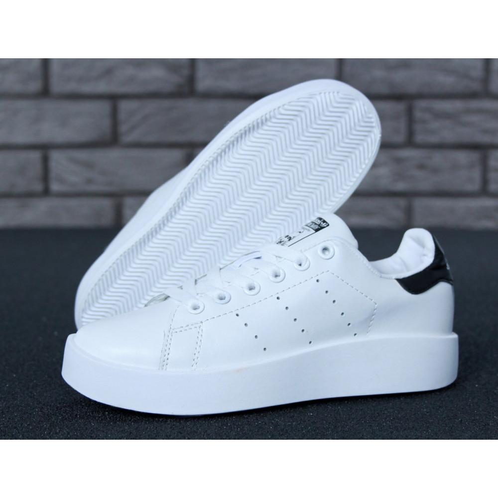 Женские кроссовки классические  - Кроссовки Adidas Stan Smith Bold 2