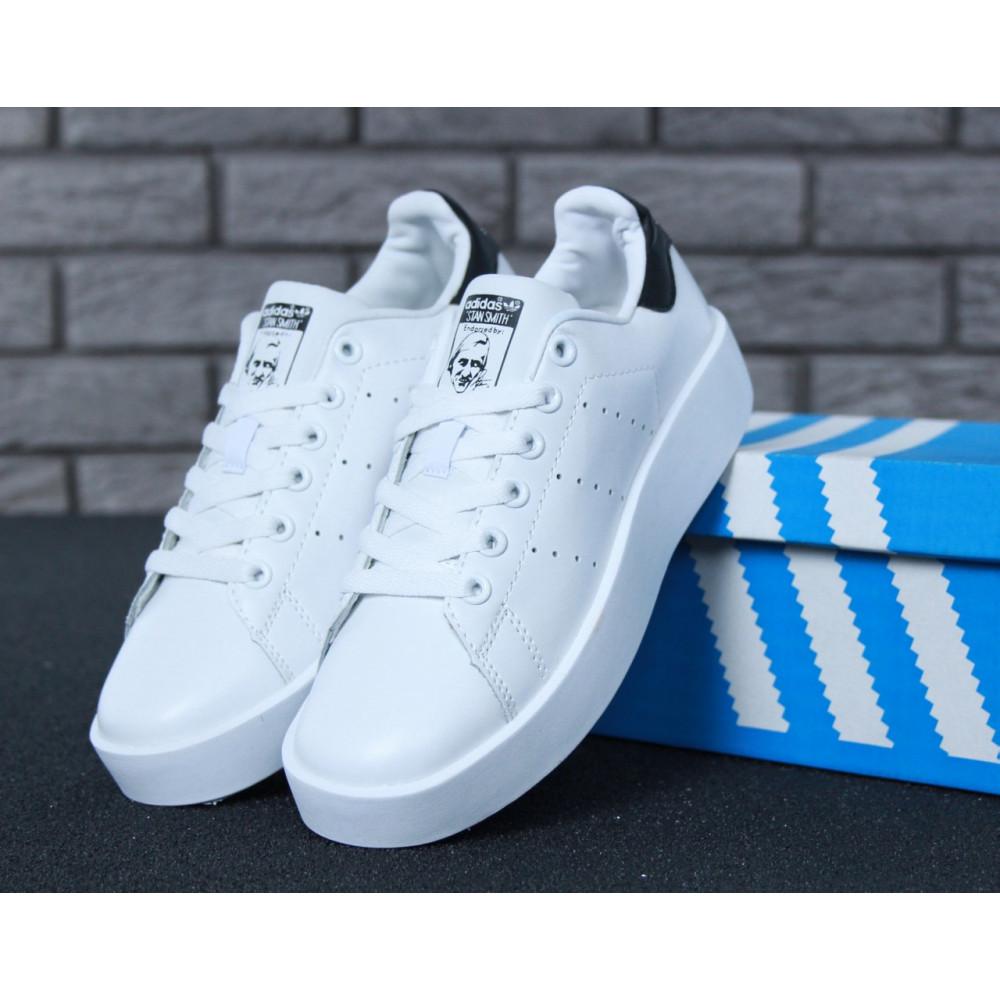 Женские кроссовки классические  - Кроссовки Adidas Stan Smith Bold