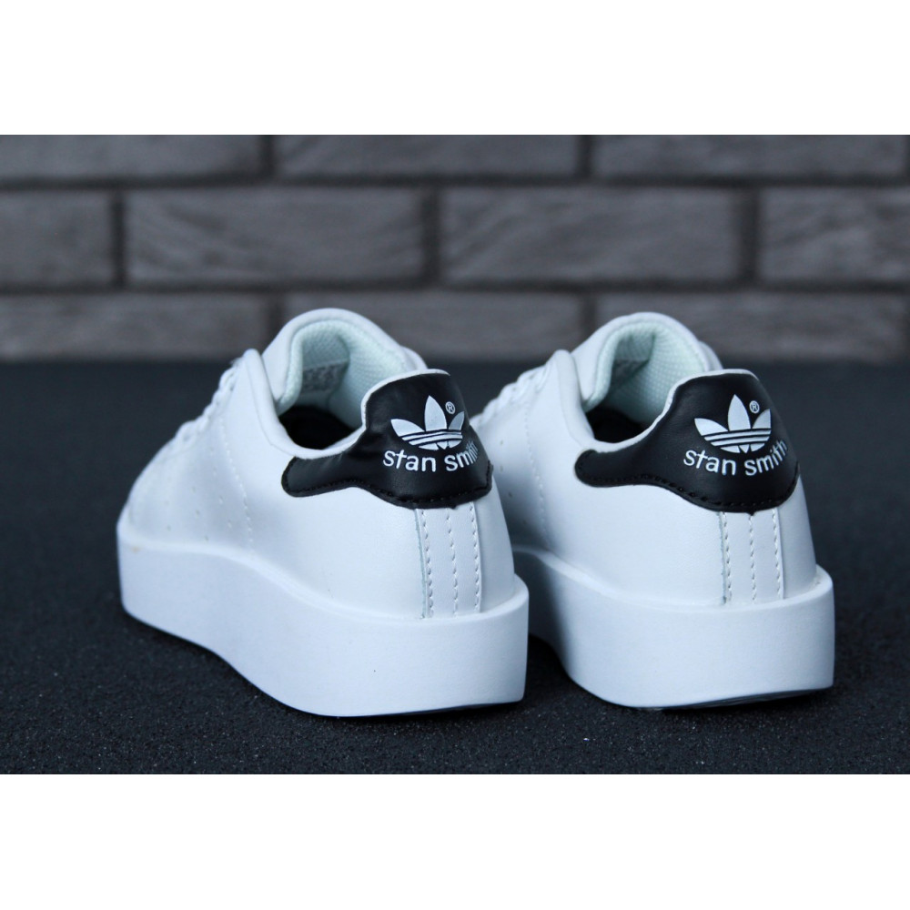 Женские кроссовки классические  - Кроссовки Adidas Stan Smith Bold 5