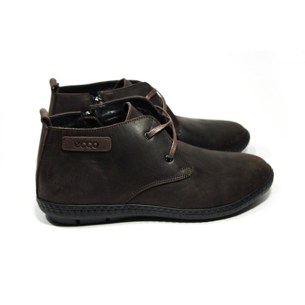 Мужские ботинки зимние - Ботинки мужские ECCO  13038 ⏩ [43 ] 4