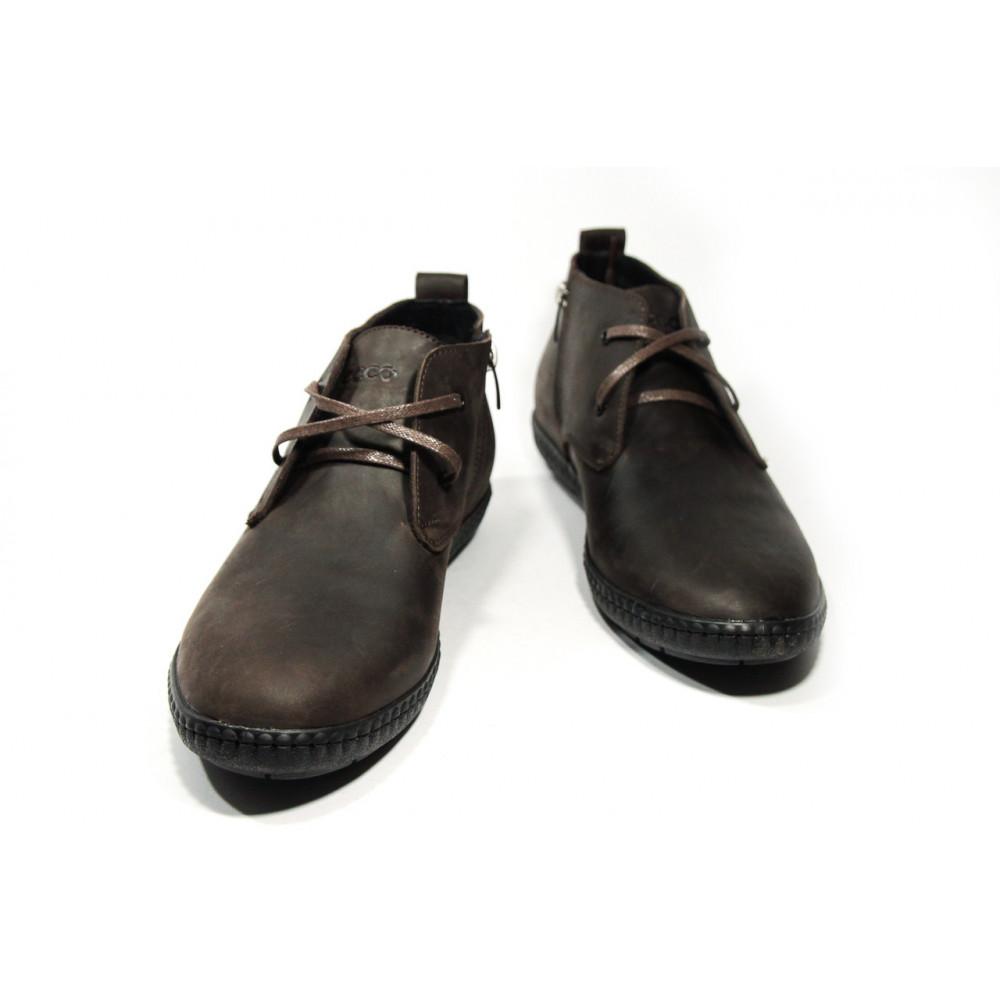 Мужские ботинки зимние - Ботинки мужские ECCO  13038 ⏩ [43 ] 3