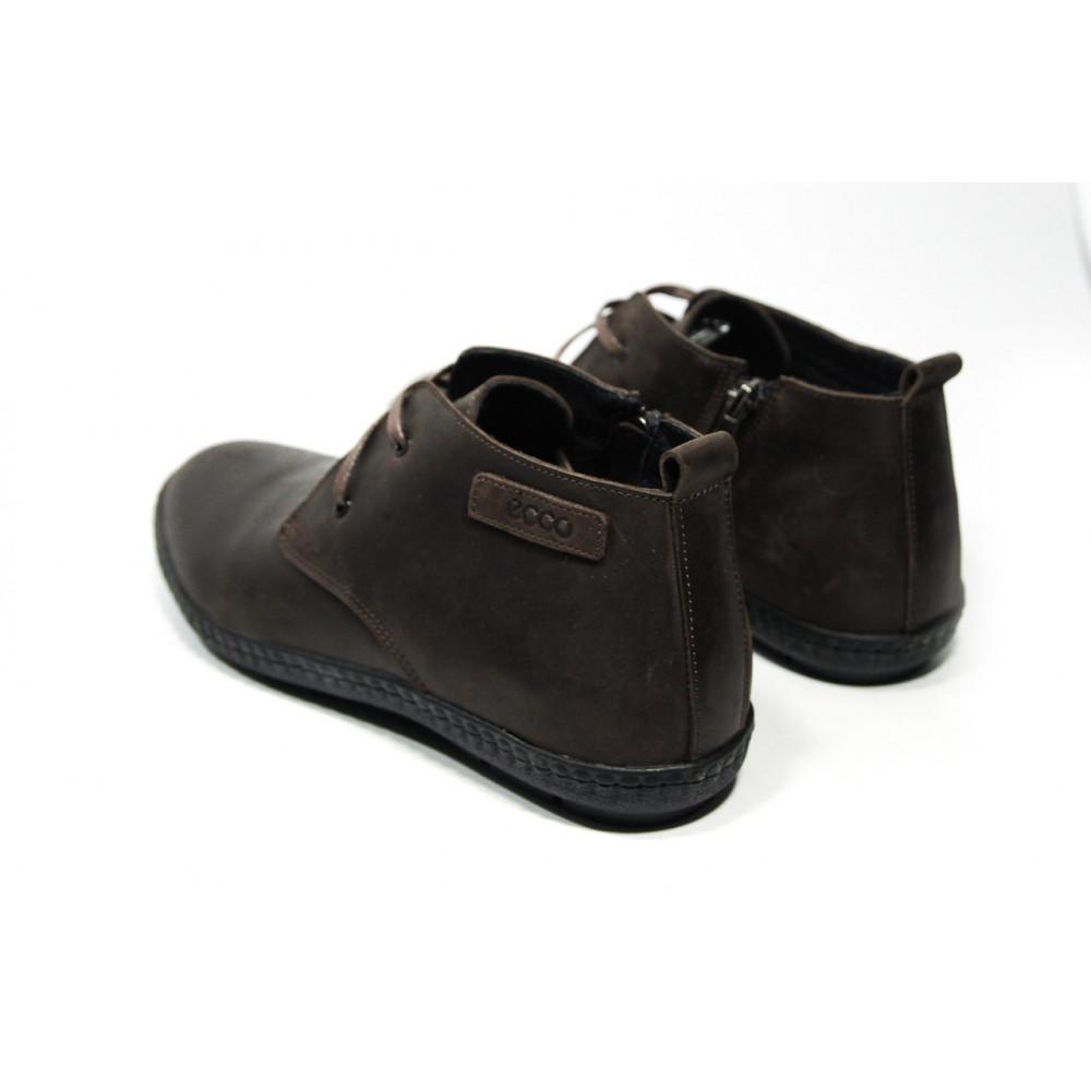 Мужские ботинки зимние - Ботинки мужские ECCO  13038 ⏩ [43 ] 2
