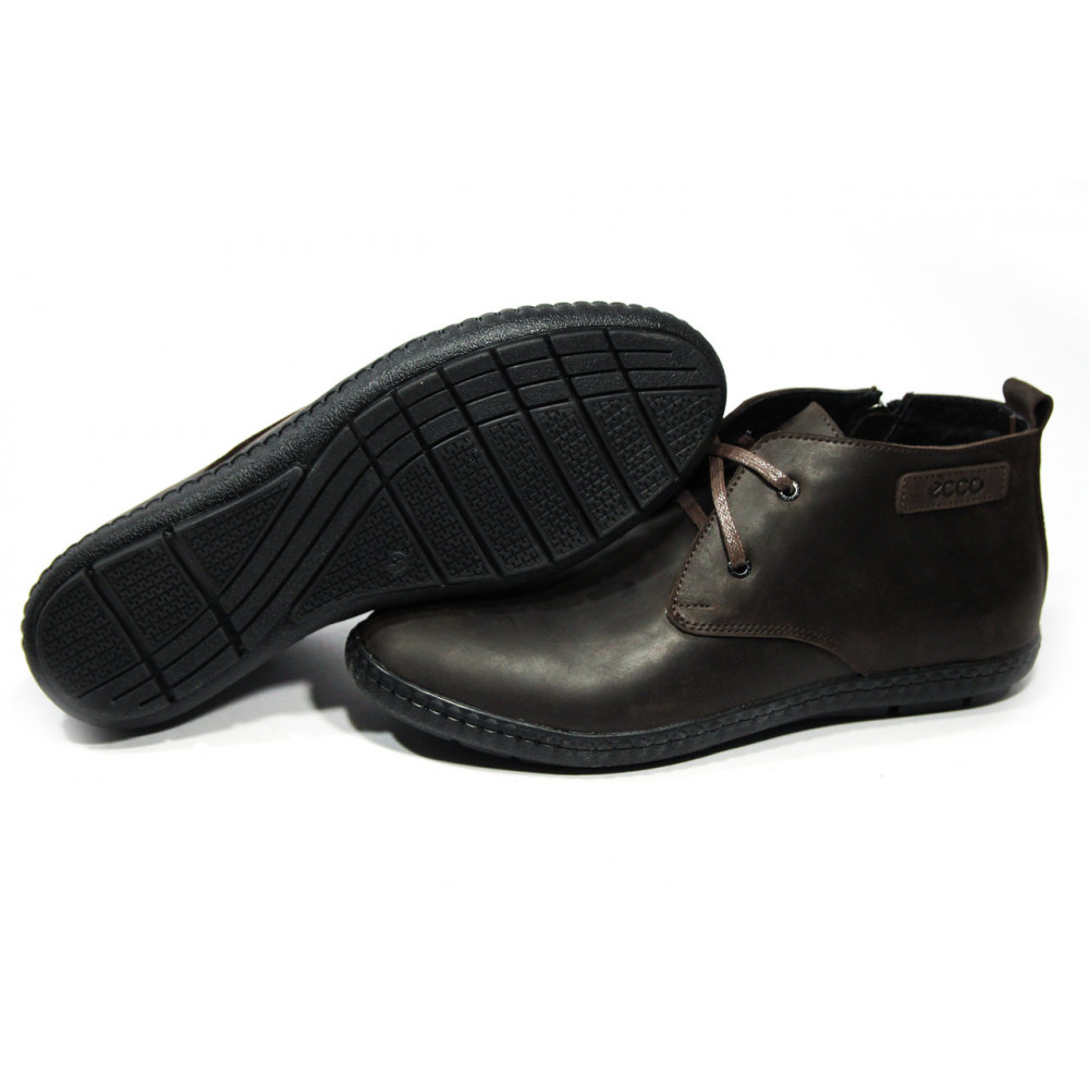 Мужские ботинки зимние - Ботинки мужские ECCO  13038 ⏩ [43 ] 1