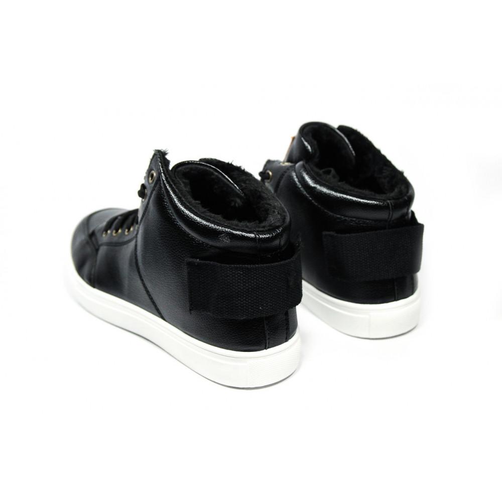 Мужские ботинки зимние - Зимние ботинки (на меху) мужские Vintage (реплика) .[44] 18-107 3