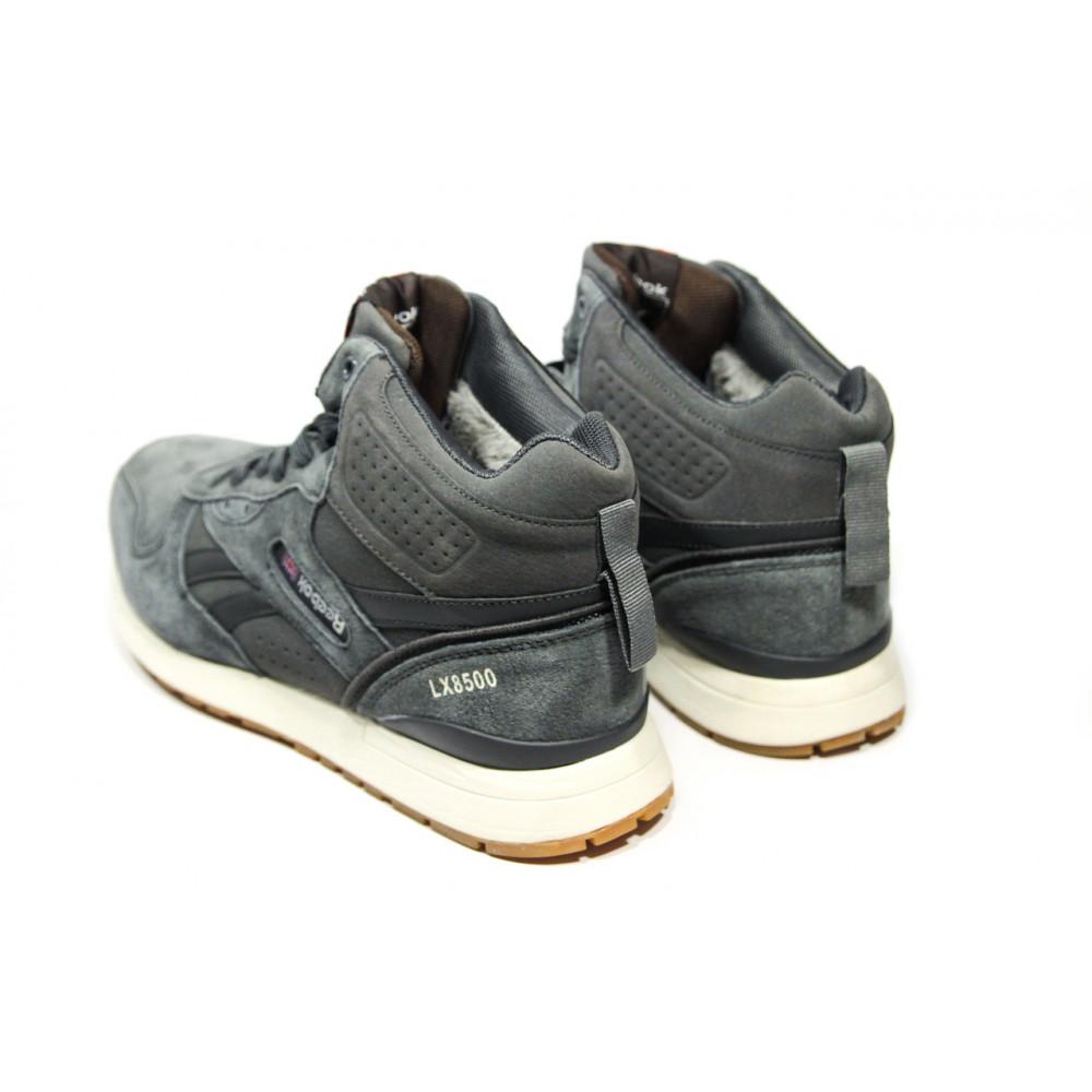 Мужские ботинки зимние - Зимние ботинки (НА МЕХУ) мужские Reebok Classic  [42]  2-155 4