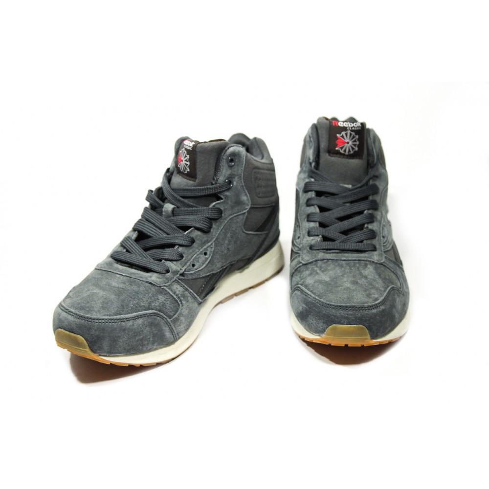 Мужские ботинки зимние - Зимние ботинки (НА МЕХУ) мужские Reebok Classic  [42]  2-155 2