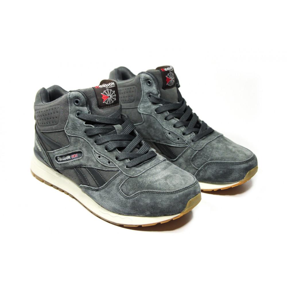 Мужские ботинки зимние - Зимние ботинки (НА МЕХУ) мужские Reebok Classic  [42]  2-155 3