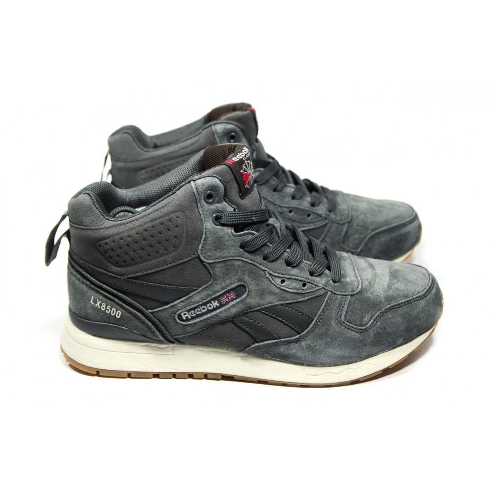 Мужские ботинки зимние - Зимние ботинки (НА МЕХУ) мужские Reebok Classic  [42]  2-155