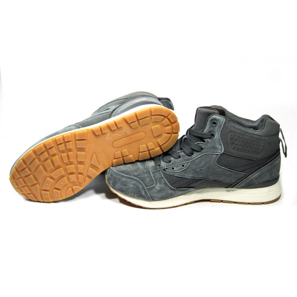 Мужские ботинки зимние - Зимние ботинки (НА МЕХУ) мужские Reebok Classic  [42]  2-155 1