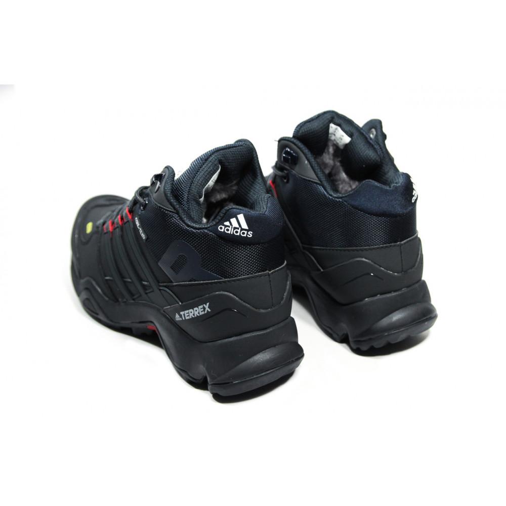 Мужские ботинки зимние - Зимние ботинки (на меху) мужские Adidas Terrex  (41р) 3-167 3