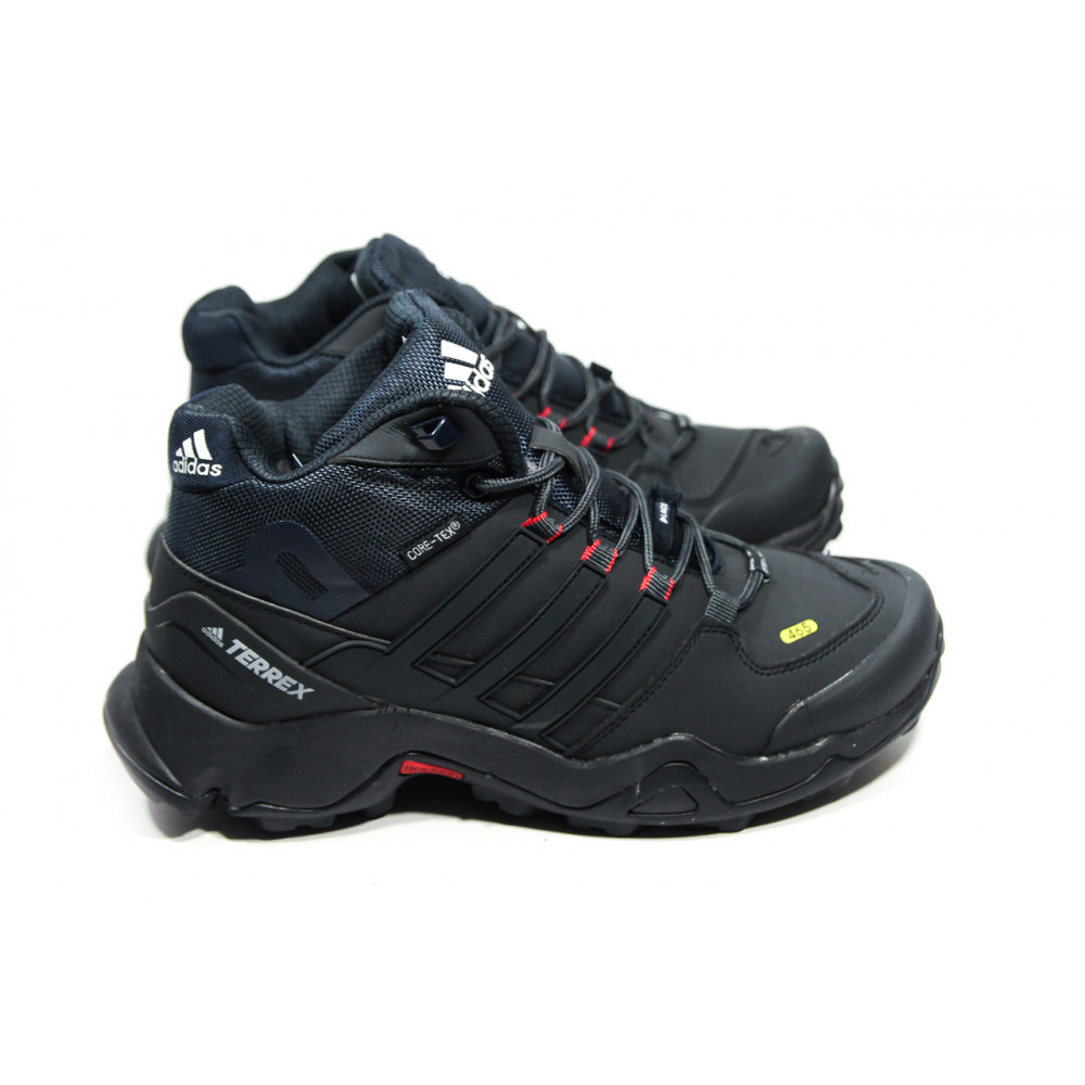 Мужские ботинки зимние - Зимние ботинки (на меху) мужские Adidas Terrex  (41р) 3-167
