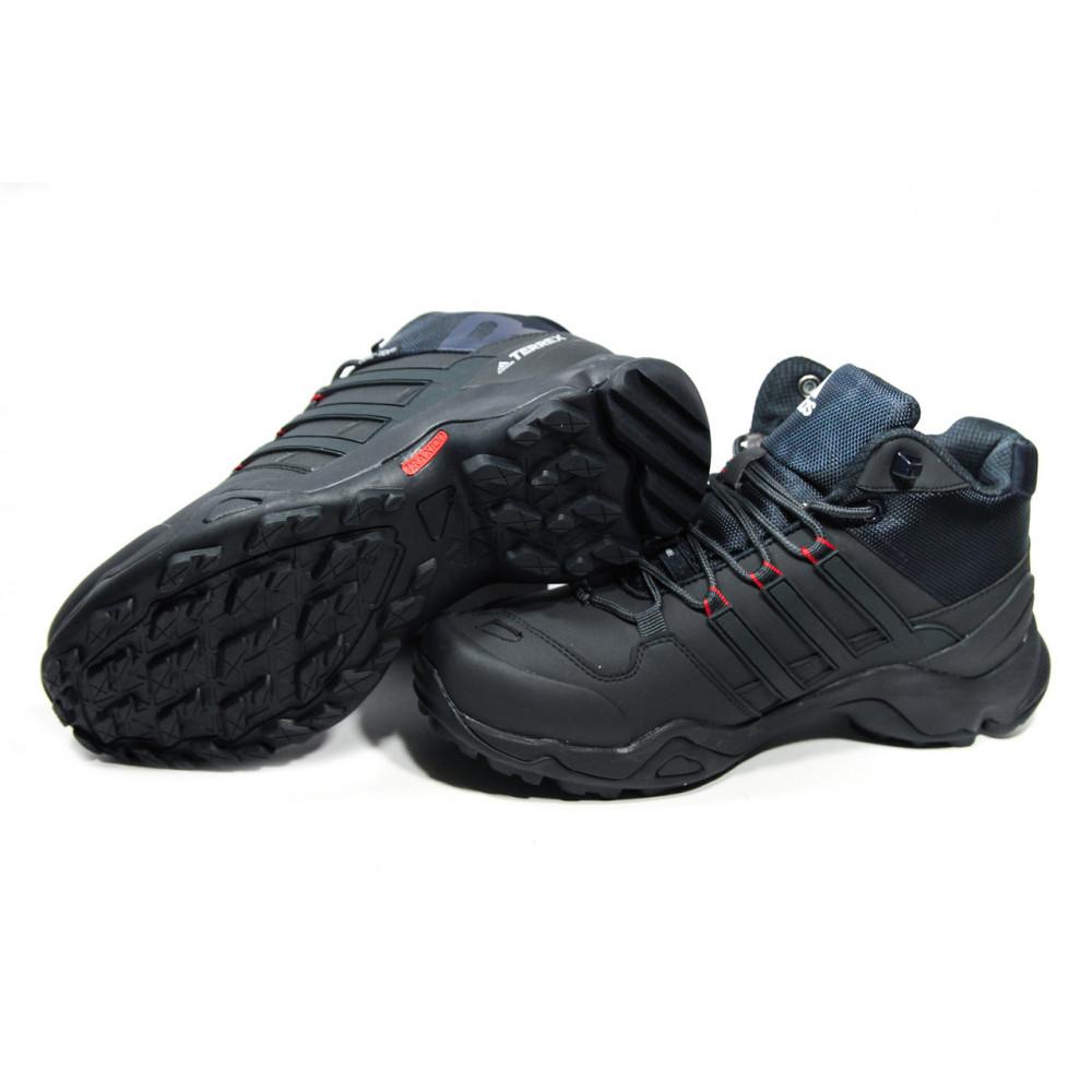 Мужские ботинки зимние - Зимние ботинки (на меху) мужские Adidas Terrex  (41р) 3-167 1