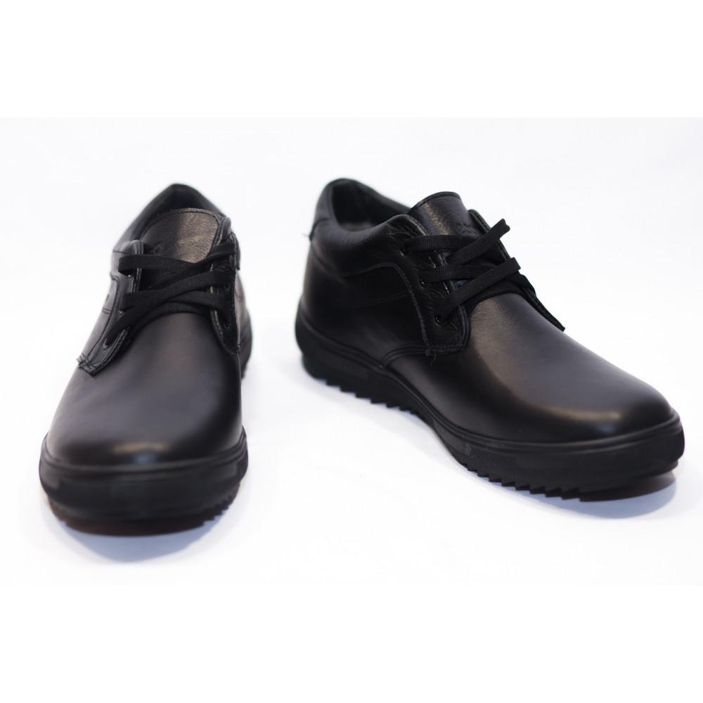 Мужские ботинки зимние - Зимние ботинки (НА МЕХУ) мужские ECCO  13059 ⏩ [ 41,42,43,45 ] 2
