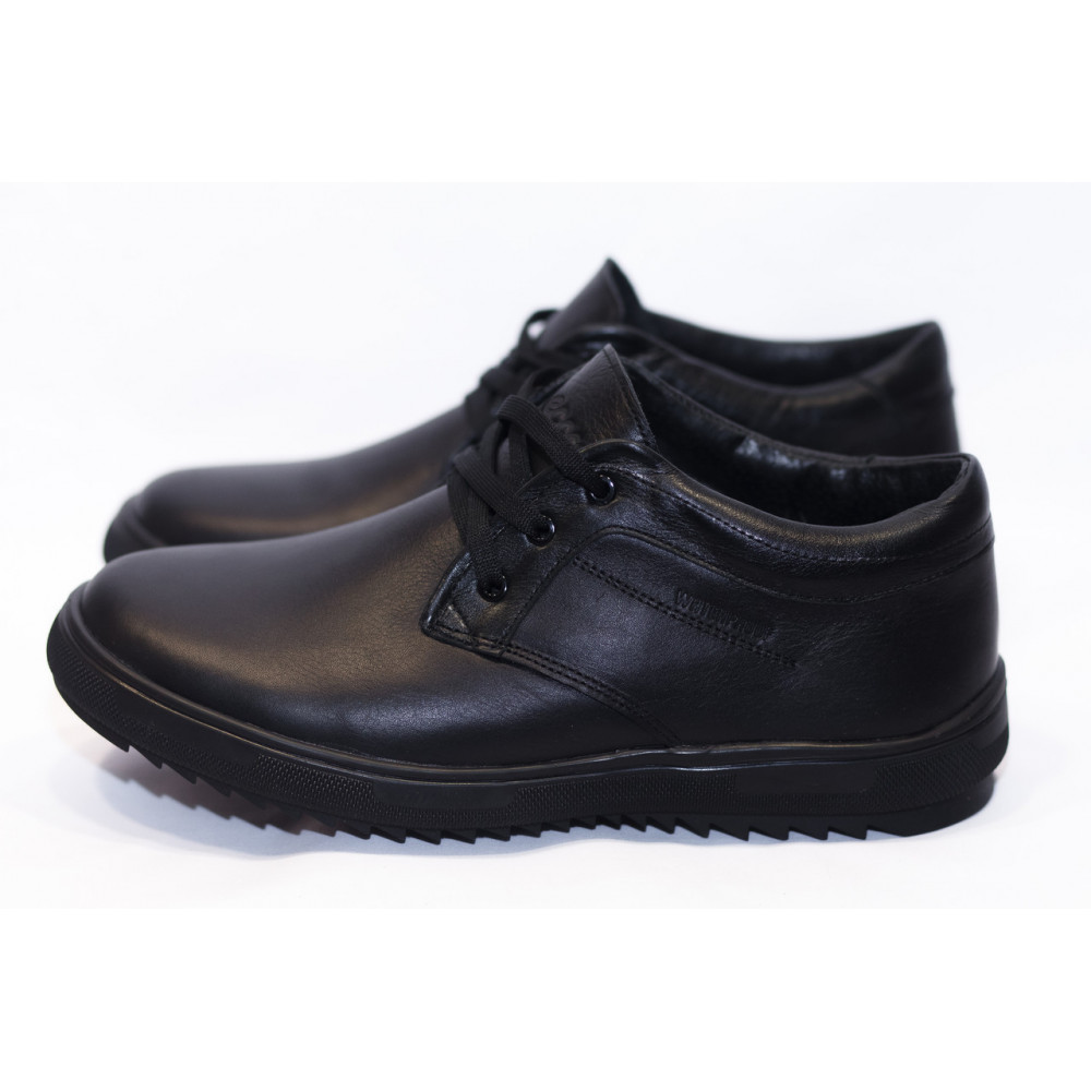 Мужские ботинки зимние - Зимние ботинки (НА МЕХУ) мужские ECCO  13059 ⏩ [ 41,42,43,45 ] 3