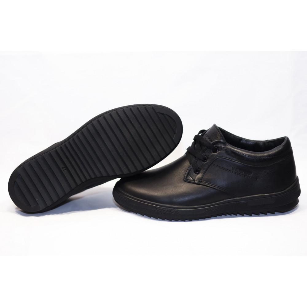 Мужские ботинки зимние - Зимние ботинки (НА МЕХУ) мужские ECCO  13059 ⏩ [ 41,42,43,45 ] 1