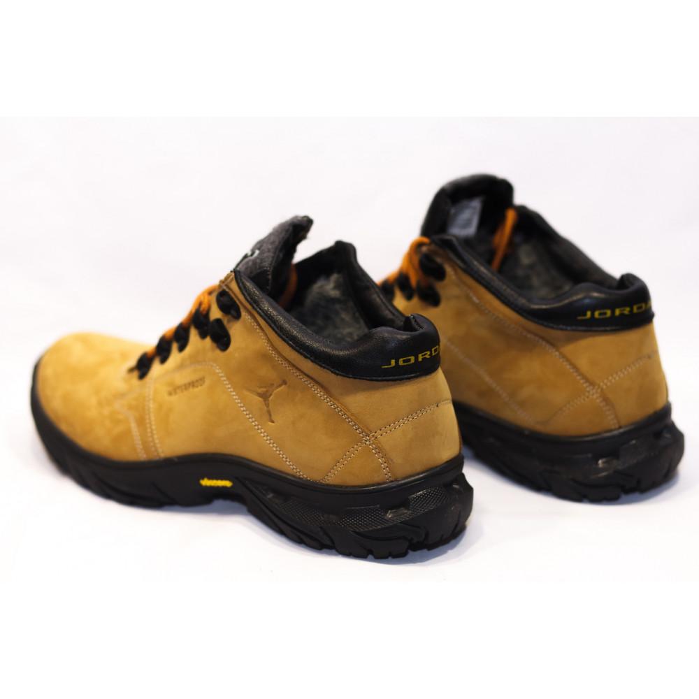 Мужские ботинки зимние - Зимние ботинки (НА МЕХУ) мужские Jordan  13058 ⏩ [41,42,43 ] 4