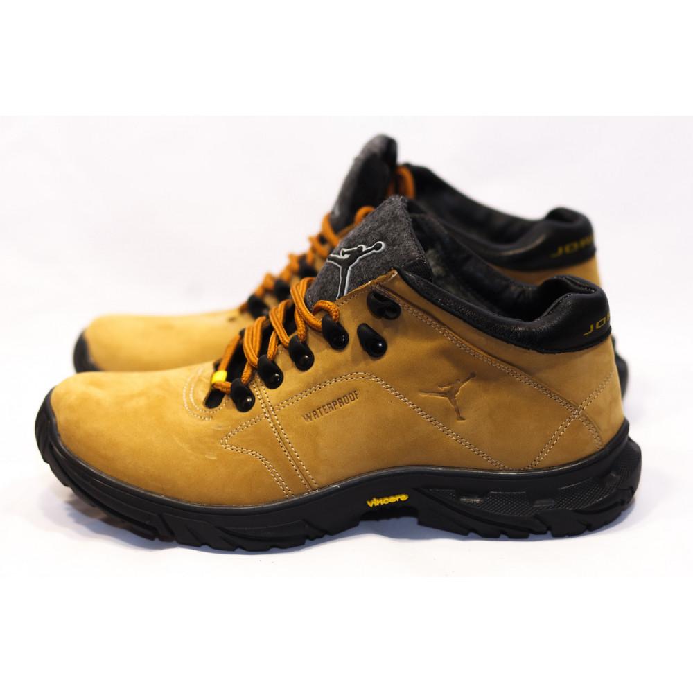 Мужские ботинки зимние - Зимние ботинки (НА МЕХУ) мужские Jordan  13058 ⏩ [41,42,43 ] 3