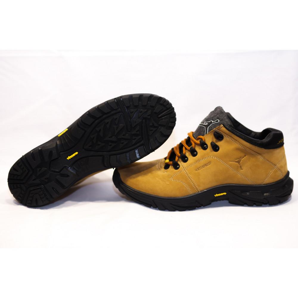 Мужские ботинки зимние - Зимние ботинки (НА МЕХУ) мужские Jordan  13058 ⏩ [41,42,43 ] 2