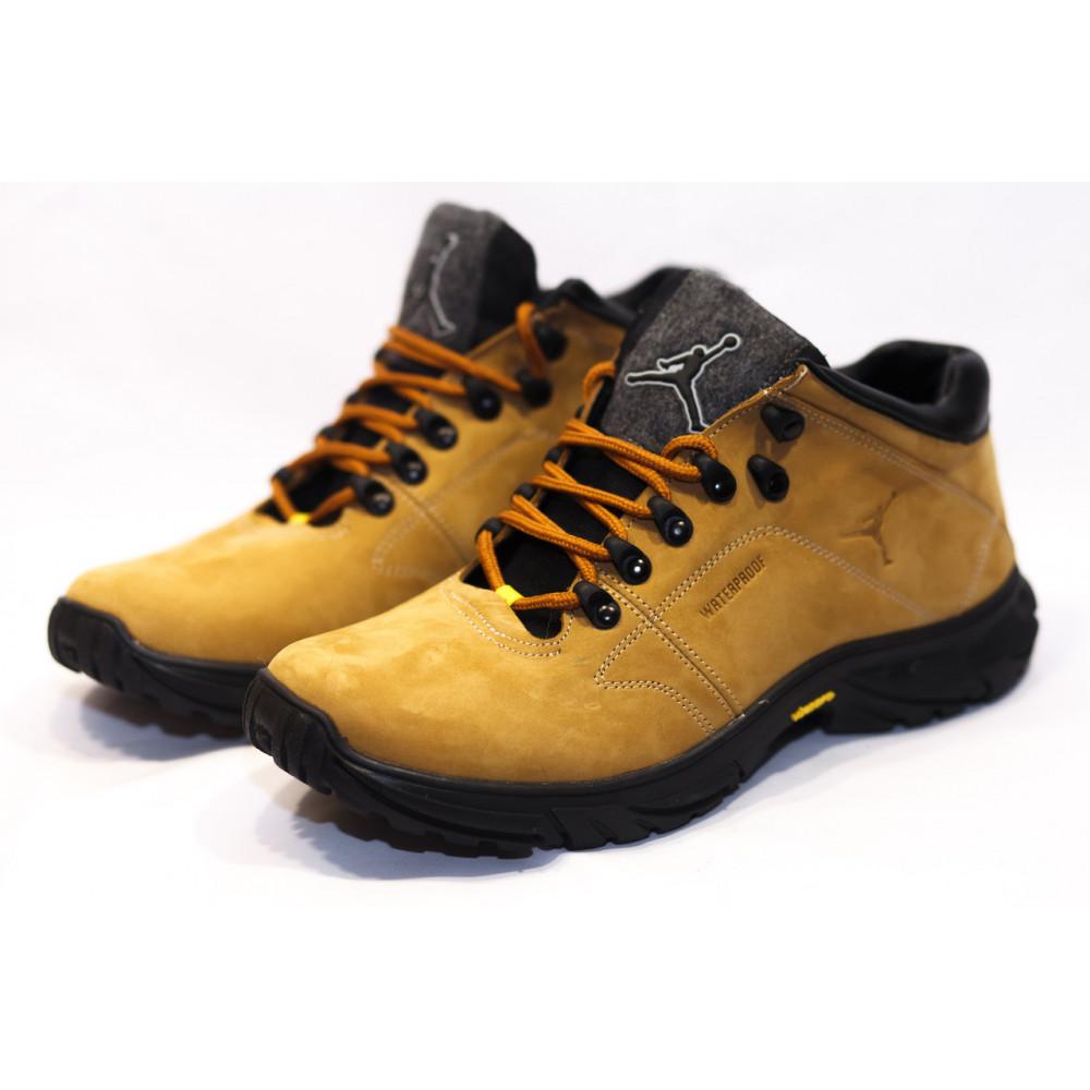 Мужские ботинки зимние - Зимние ботинки (НА МЕХУ) мужские Jordan  13058 ⏩ [41,42,43 ] 1