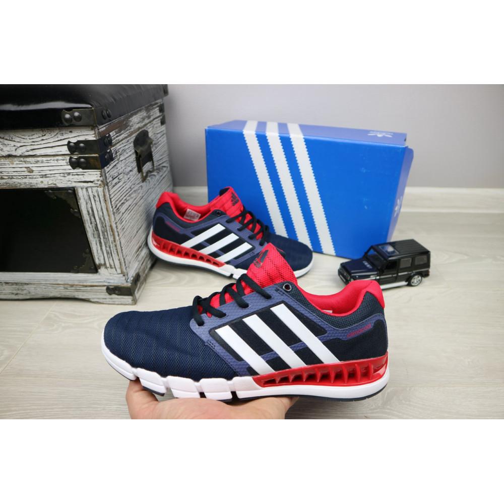Демисезонные кроссовки мужские   - Мужские кроссовки текстильные весна/осень синие Classica G 5075 -1 5