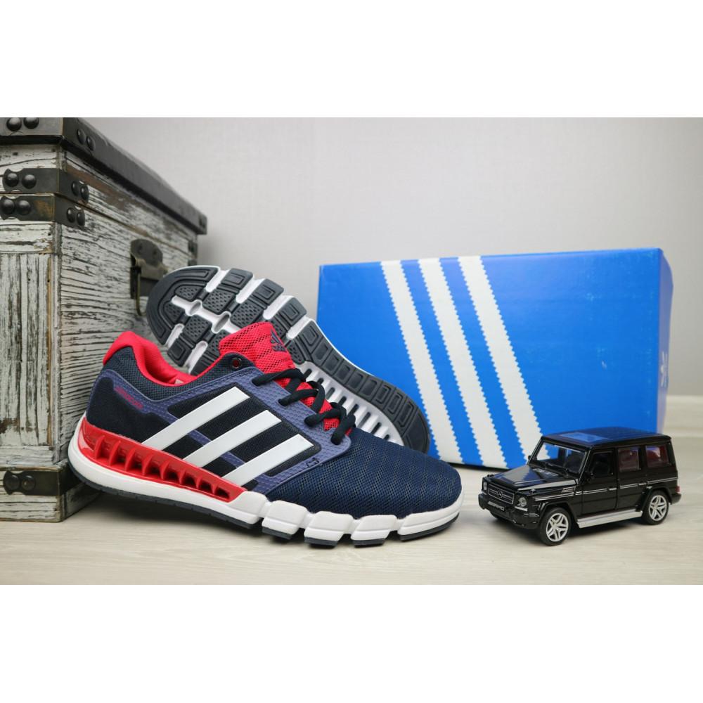 Демисезонные кроссовки мужские   - Мужские кроссовки текстильные весна/осень синие Classica G 5075 -1 4