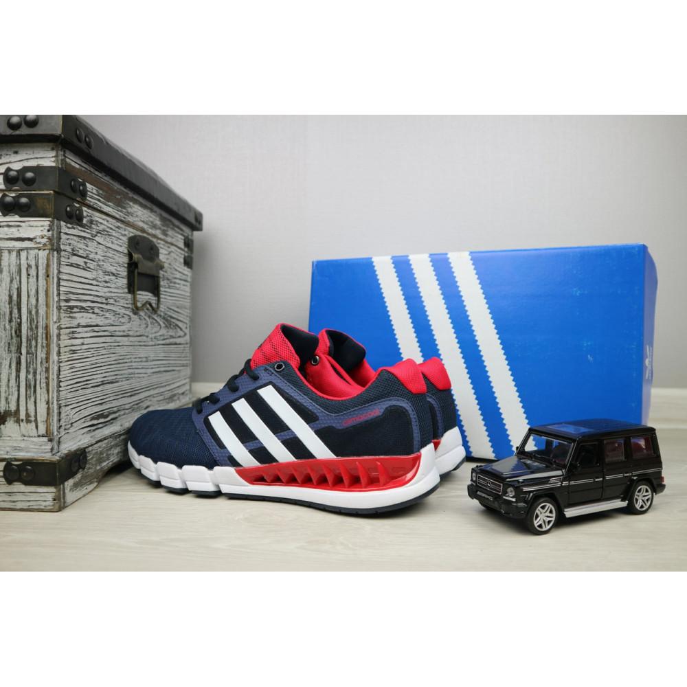 Демисезонные кроссовки мужские   - Мужские кроссовки текстильные весна/осень синие Classica G 5075 -1 3