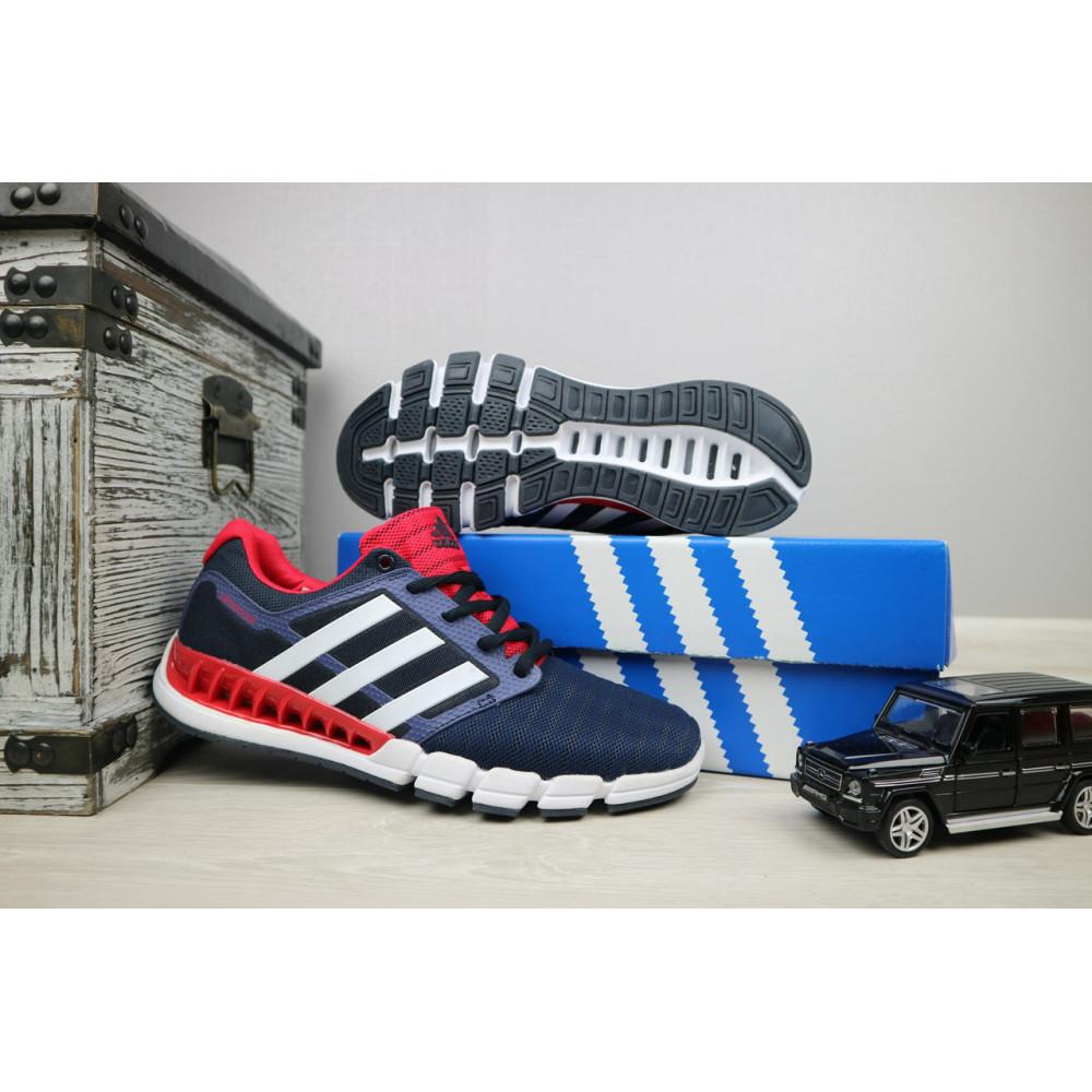 Демисезонные кроссовки мужские   - Мужские кроссовки текстильные весна/осень синие Classica G 5075 -1 1