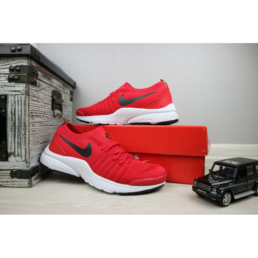 Летние кроссовки мужские - Мужские кроссовки текстильные летние красные Classica G 5043 -3 3