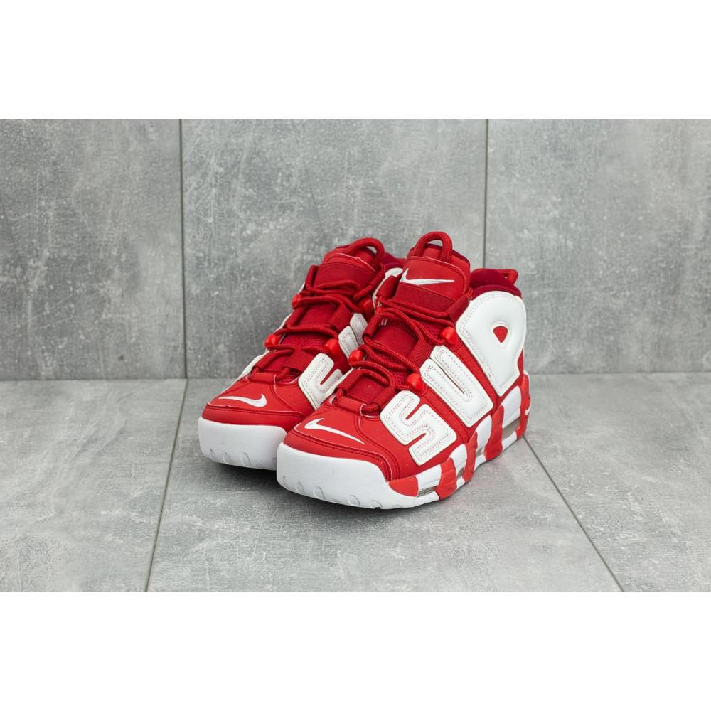 Демисезонные кроссовки мужские   - Мужские кроссовки искусственная кожа весна/осень красные Ditof A 8587 -2 1
