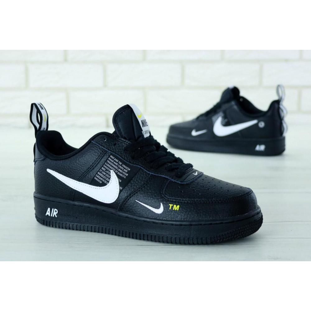 Демисезонные кроссовки мужские   - Модные мужские кроссовки Air Force 1 07 LV8 Utility 7